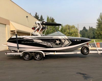 2013 Super Air Nautique G23
