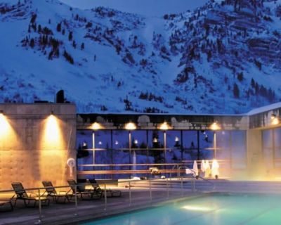 Snowbird Cliff Lodge Sleeps 4: 4/10-4/23/20 - Salt Lake Mountain Resorts