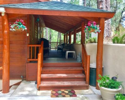 Cabin In The Pines! Secluded - yet close to everything - Prescott