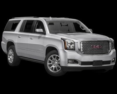Pre-Owned 2017 GMC Yukon XL 4WD 4dr Denali 4WD