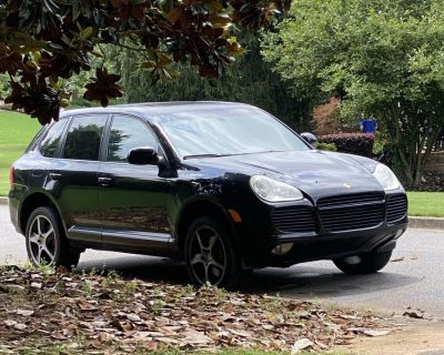 FS 2005 Porsche Cayenne Twin Turbo 4.5L V8 AWD SUV