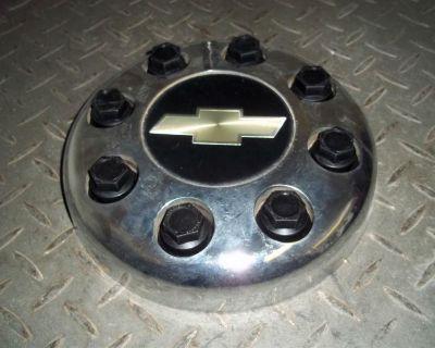 88-00 Chevy C3500 K3500 Pickup 3500 Van Dually Front Wheel Rim Center Cap 78876