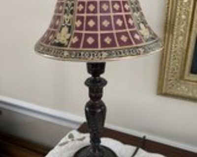The Bombay Company Buffet Lamps - Set of two