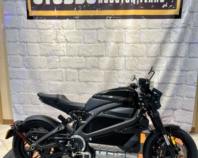 2020 Harley-Davidson Livewire Electric Vehicles Houston, TX