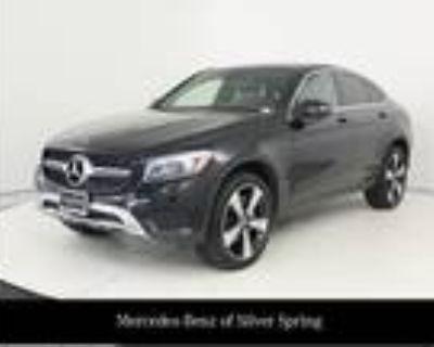 2018 Mercedes-Benz GLC GLC 300 Coupe 4MATIC