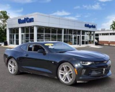2018 Chevrolet Camaro LT with 1LT Coupe