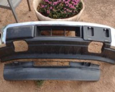 ford f150 front bumper