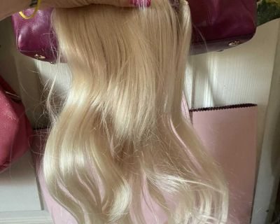 Luxy hair ponytail extension
