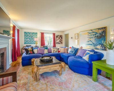 Comfy Colonial - up to 15 ppl, 5 mins to Plaza District or State Fair - Central Oklahoma City