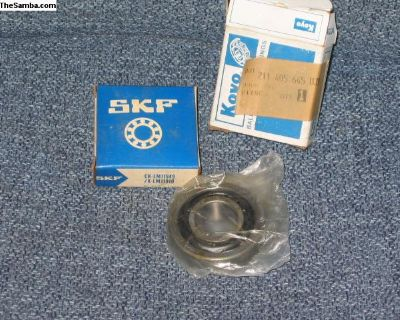 Bearing Front Outer Wheel 211-405-645D/645A