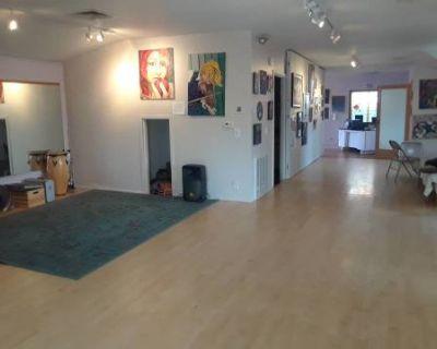 Unique Art Gallery & Event Space, Somerville, MA