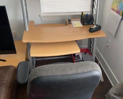 Computer Student Desk