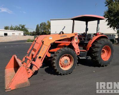 Kubota M8540D 4WD Tractor