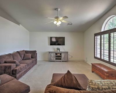 Peaceful Fort Mohave Home: 6 Miles Colorado River! - Fort Mohave