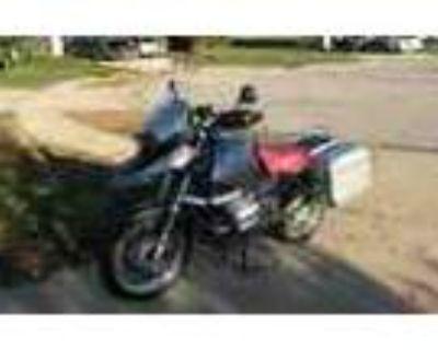 2002 Bmw R1150 Gs