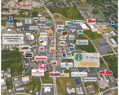 Blankenbaker Crossings #96 and #97 (Vacant Commercial Land Parcels)
