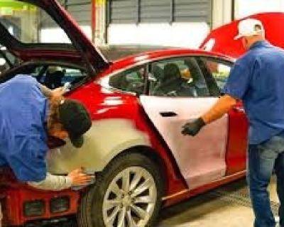 Best collision repair shops in Calgary