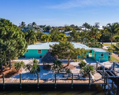 BEAUTIFUL 3/3 Waterfront home on canal with INCREDIBLE GULF ACCESS! - Saint James City