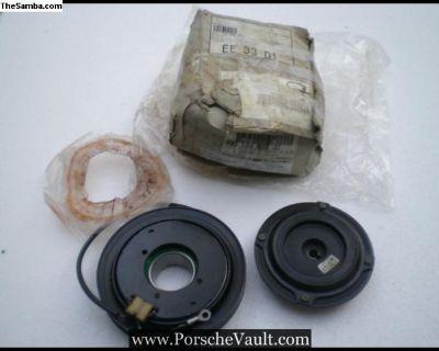 porsche 911 / 911 turbo A/C compressor clutch