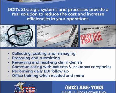 DDR Medical Billing & Consultants LLC