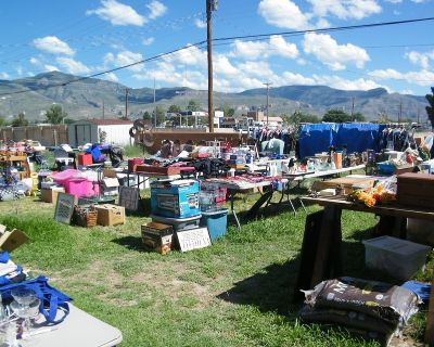 GIANT Yard sale at 1206 CANAL ST SAT