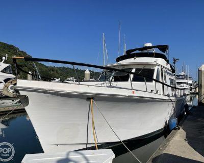 1984 CHB Motor Yacht 45