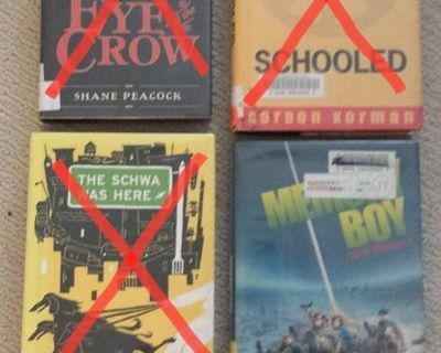 YABOB Young Adult Battle of the Books Selections - Hardcover