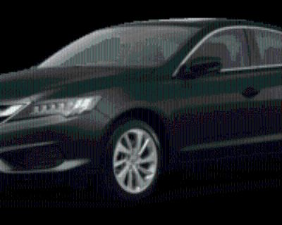 2018 Acura ILX AcuraWatch Plus