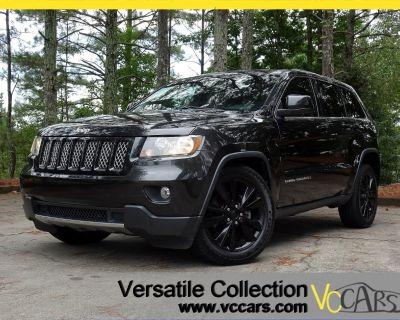 2013 Jeep Grand Cherokee Laredo Altitude Hemi V8 Tech Navigation Leather He