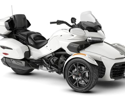 2019 Can-Am Spyder F3 Limited 3 Wheel Motorcycle Amarillo, TX
