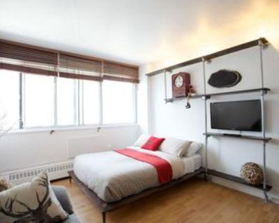 3455 Rue Durocher #914, Montr al, QC H2X 2C9 Studio Apartment