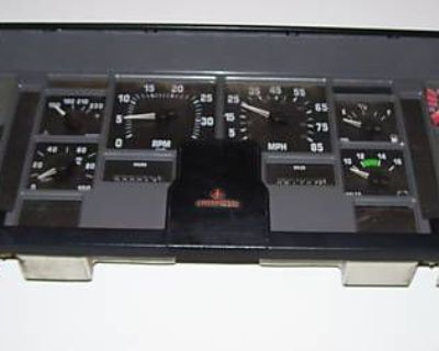 International Truck Speedometer Cluster Repair Service To Your Unit
