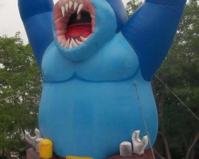 Trusted Distributor of Giant Inflatables Replicas