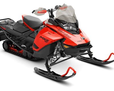 2021 Ski-Doo MXZ TNT 850 E-TEC ES Ice Ripper XT 1.25 Snowmobile -Trail Presque Isle, ME