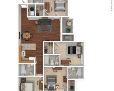 2 Bedroom West Run Apartment Sublease