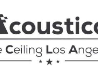 ATCLA - Acoustical Tile Ceiling Los Angeles