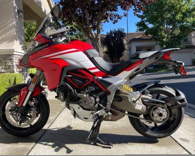 2015 Ducati MULTISTRADA 1200 S
