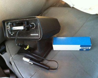 Chrysler Mopar Factory Tape Recorder Rare Gtx Roadrunner Plymouth Dodge