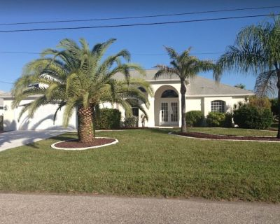 Beautiful Villa - Located in Cape Coral minutes from Ft Myers and Sanibel - Cape Coral