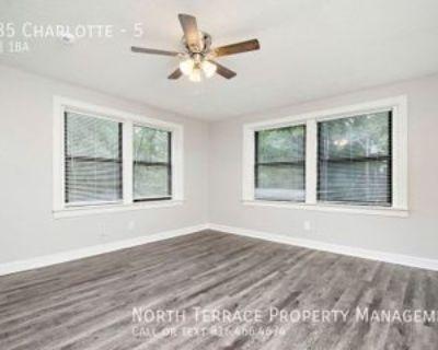 4035 Charlotte St #5, Kansas City, MO 64110 1 Bedroom Apartment