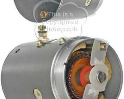 New Pump Motor For Boss Snow Plow Applications Mdy6123 Mdy7030 Mdy7058 46-2432