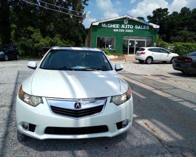 2013 Acura TSX 5-speed AT