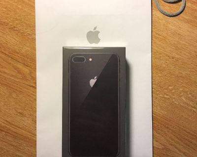 FOR SALE: BRAND NEW UNLOCKED APPLE IPHONE 8 PLUS 256GB $600