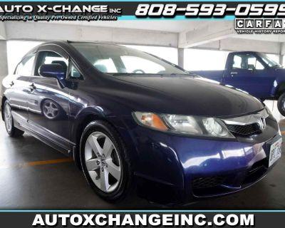 2010 Honda Civic Sdn 4dr Auto LX-S