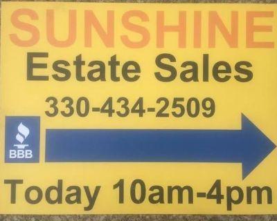 SUNSHINE Estate Sales @Goodyear Heights