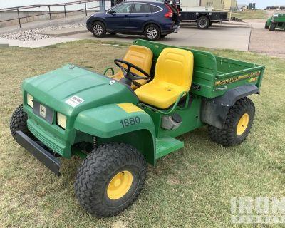 1996 (unverified) John Deere Gator 4x2 Utility Vehicle