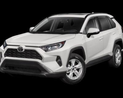 Pre-Owned 2020 Toyota RAV4 XLE AWD 4D Sport Utility