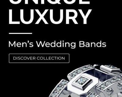 Mens Wedding Bands And Rings