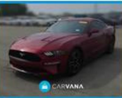 2018 Ford Mustang Red, 12K miles