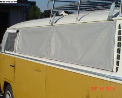Bay Sun Block 5 piece side/rear window set